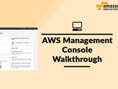 AWS Management Console Walkthrough