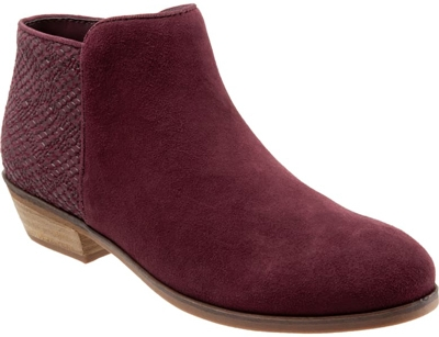 Softwalk bootie | 40plusstyle.com