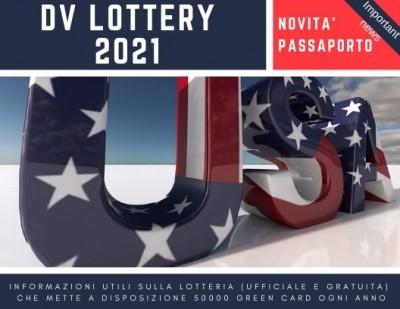 DV lottery novita` passaporto parole sparse