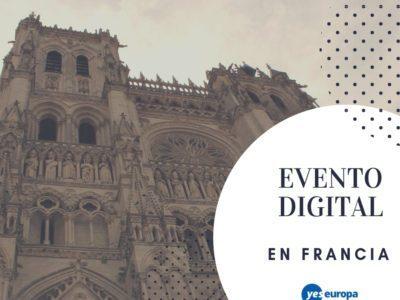 Participa en este evento digital en Amiens, Francia