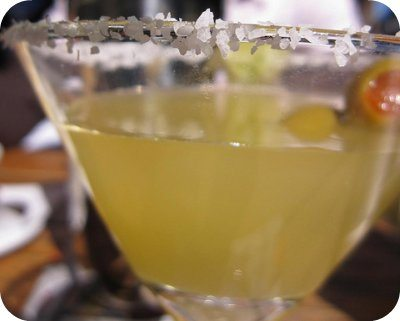 how to make a mexican martini