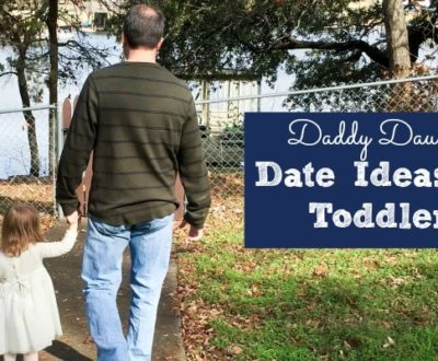 Daddy Daughter Date Ideas for Toddlers