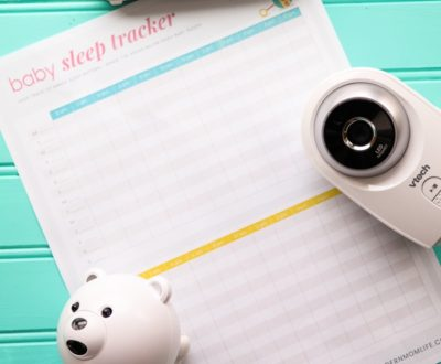 Free Baby Sleep Tracker Printable