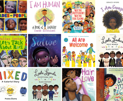 Childrens Books about Race