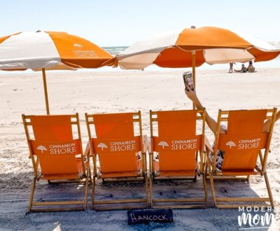 Cinnamon Shore Beach CHairs