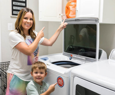 laundry room safety