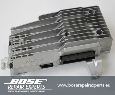 Audi tt bose amplifier repair