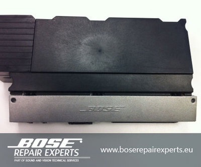 Audi Q7 BOSE AMPLIFIER repair