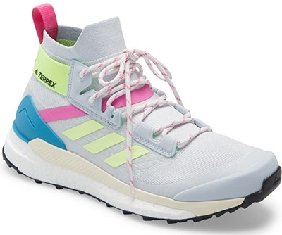 Shoes with arch support - Adidas hiking sneakers | 40plusstyle.com