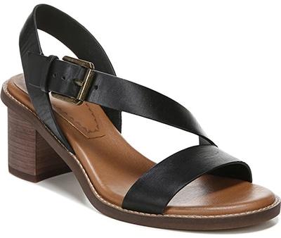 Zodiac 'Ivy' Block Heel Sandal | 40plusstyle.com