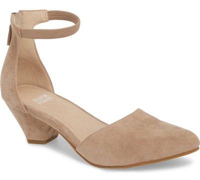 Eileen Fisher pumps | 40plusstyle.com