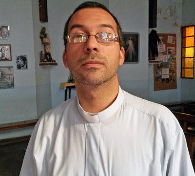Father Sebasatián Risso