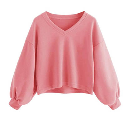Bishop sleeve top | 40plusstyle.com