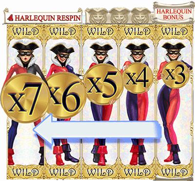 Harlequin Bonus