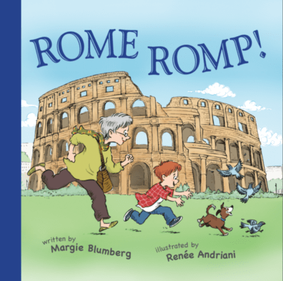 Rome Romp! Cover