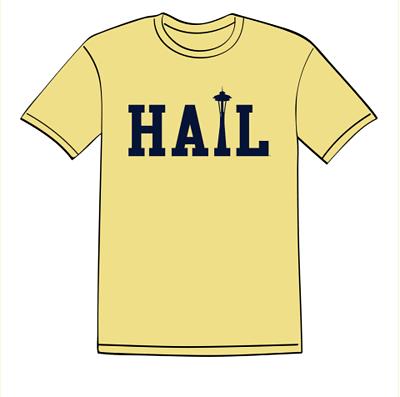 2019 Seattle Club T-shirt