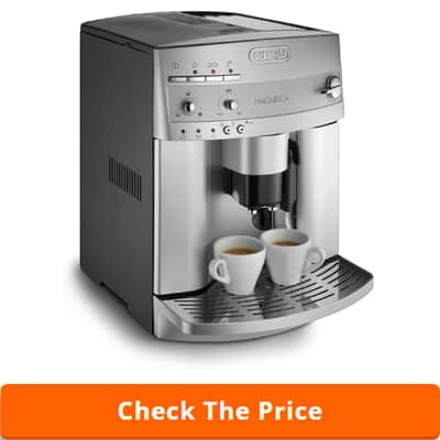 De'Longhi Super-Automatic Espresso/Coffee Machine