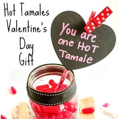 Hot Tamales Valentine's Day GIft