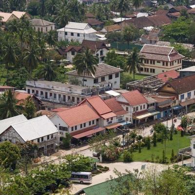 Луанг Прабанг —  жемчужина туризма в Лаосе