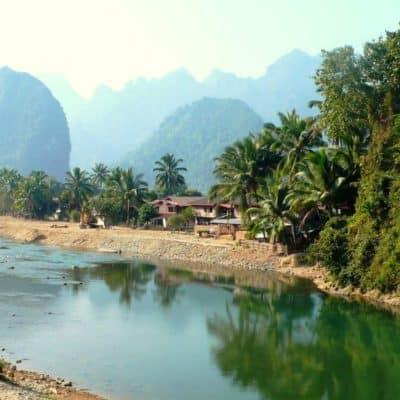 Таинственный и диковинный Лаос