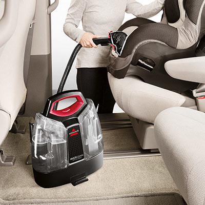 nettoyer les sièges de votre voiture et du canapé