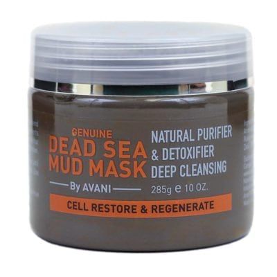 Dead sea mud mask – cell restore & regenerate