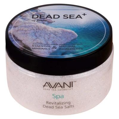 Revitalizing dead sea salts