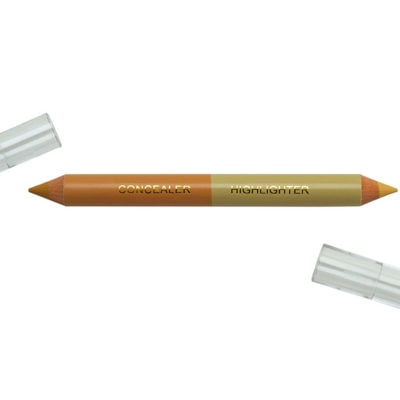 Two-sided (concealer/highlighter) pencil