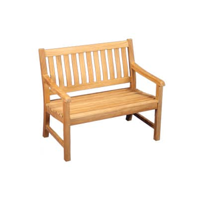 """42"""" Outdoor Teak Bench"""