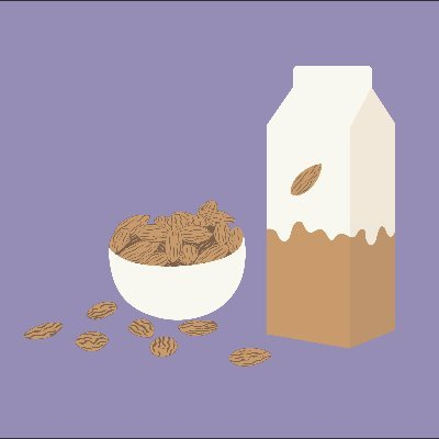 almond-milk icon
