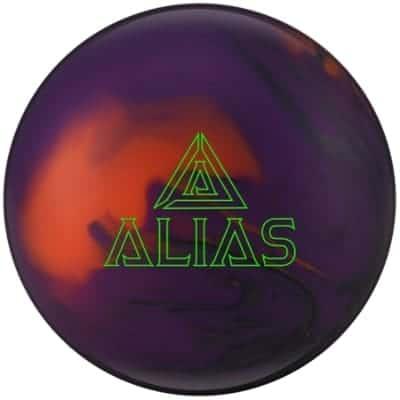 Track Alias Bowling Ball
