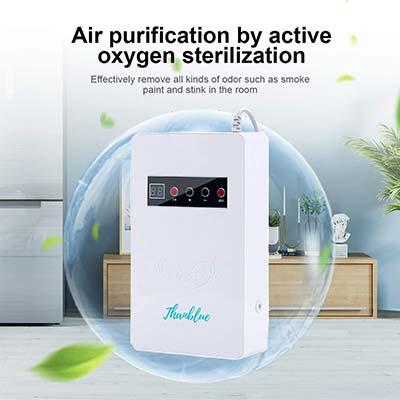 purificateur d'air à eau