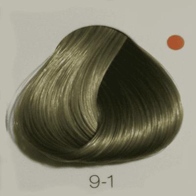 9.1 Extra Ligth Blonde Cendre