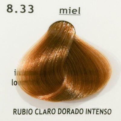 8.33 Rubio Claro Dorado Intenso