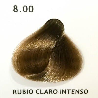 8.00 Rubio Claro Intenso