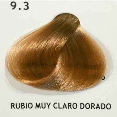 9.3 Rubio Muy Claro dorado