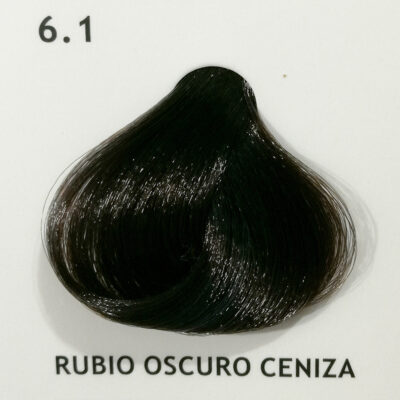 6.1 Rubio Oscuro Ceniza