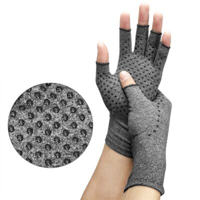 Magnetic Anti Arthritis Health Compression Therapy Gloves Rheumatoid Hand Pain Wrist Rest Sport Safety Glove Comfortable