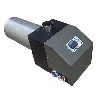 Пелетни горелки с автоматично самопочистване 10SC/20SC