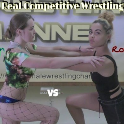 Astra Rayn vs Rose Risque - #2