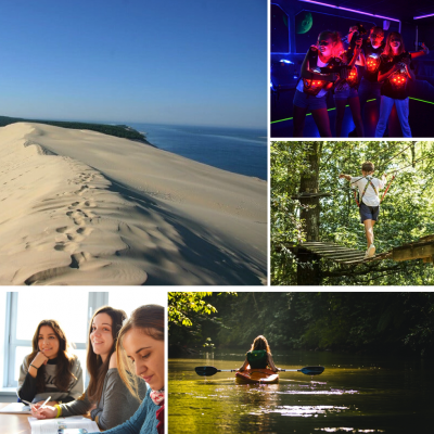 French summer camp for juniors in France multi activities