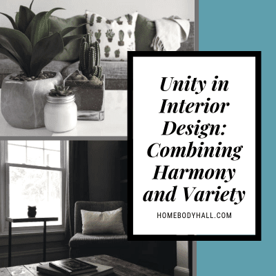 Unity in Interior Design: Combining Harmony and Variety