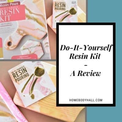 Do-It-Yourself Resin Kit - A Review
