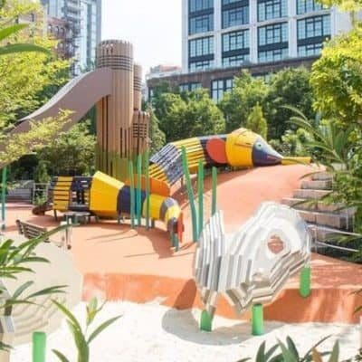 Chelsea Waterside Park Play Area