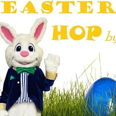 Easter Bunny HOP! & Pictures with Easter Bunny