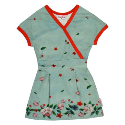 Wickelkleid Chinese BabaBabywear Kleidermarie.de