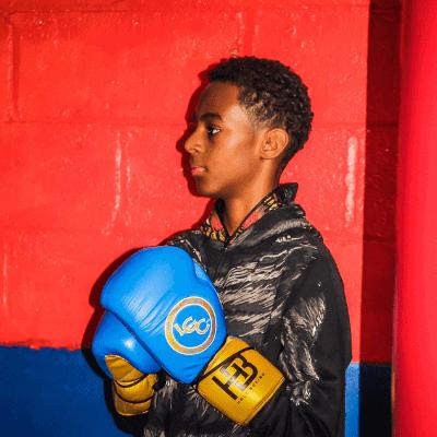 Limitless Golden Boxing