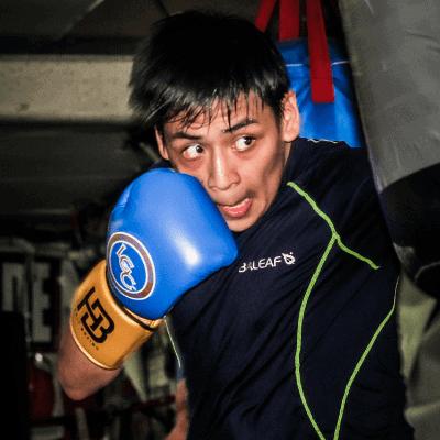 LGC   Holt boxing
