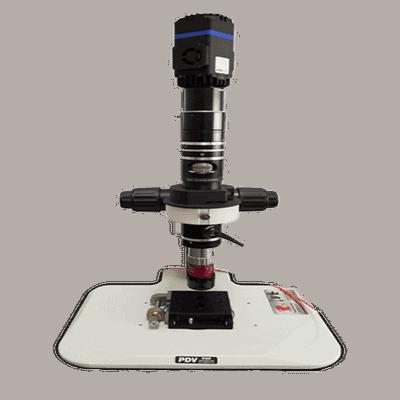 new swir microscope with HiPe SenS camera