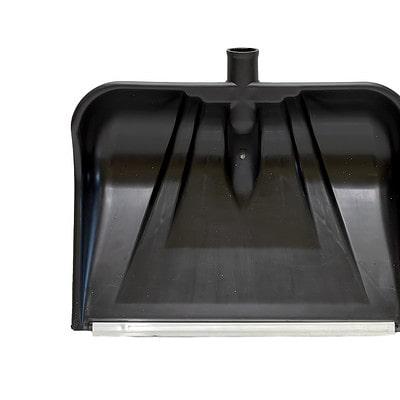 Ковш для снеговой лопаты PROTEX «СНЕЖНАЯ КОРОЛЕВА» черный